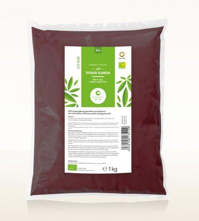 Organic Vidari Kanda Churna 1kg
