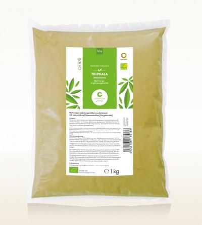 Organic Triphala Churna 1kg