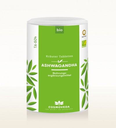 Organic Ashwagandha Tablets 200g