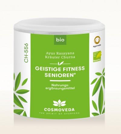 Organic Ayus Rasayana Churna - Mental Fitness Seniors 100g