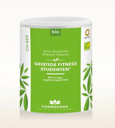 Organic Ayus Rasayana Churna - Mental Fitness Students 100g