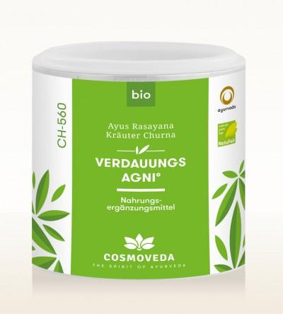 Organic Ayus Rasayana Churna - Digestion Agni 100g