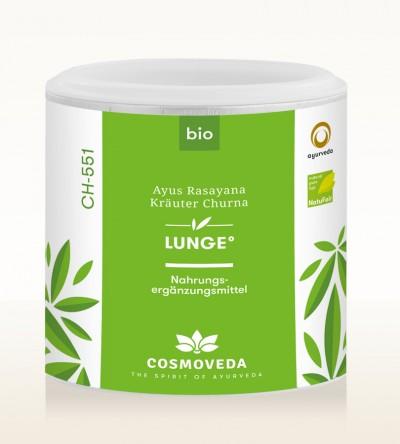 Organic Ayus Rasayana Churna - Lung 100g