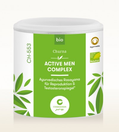 BIO Ayus Rasayana Churna - Active Men Complex 100g