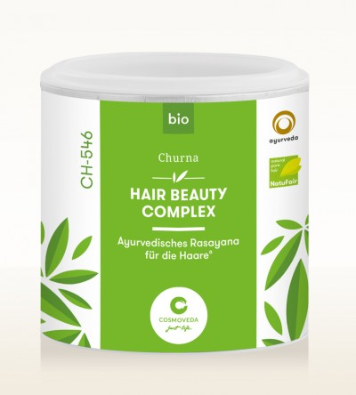 Organic Ayus Rasayana Churna - Hair Beauty Complex 100g