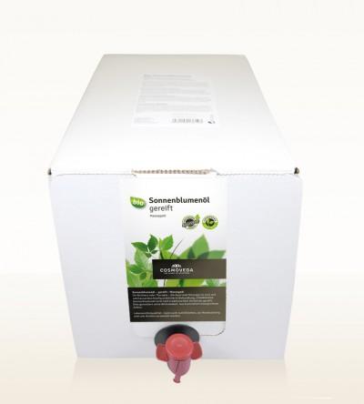 Organic Sunflower Oil 10 Liter