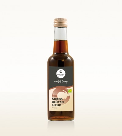Organic Coconut Flower Syrup (treacle) 250ml / 345g