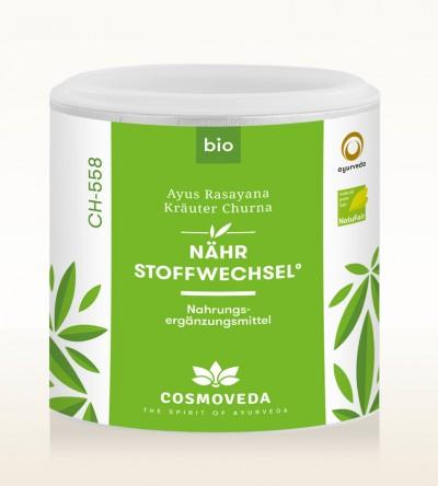 Organic Ayus Rasayana Churna - Nutrient Metabolism 100g