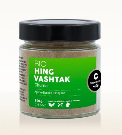 Organic Hingvashtak Churna 100g