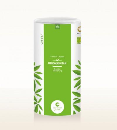 Organic Hingvashtak Churna 500g