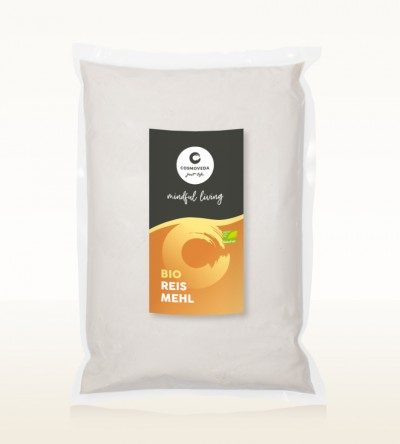 Organic Rice Flour 2,5kg
