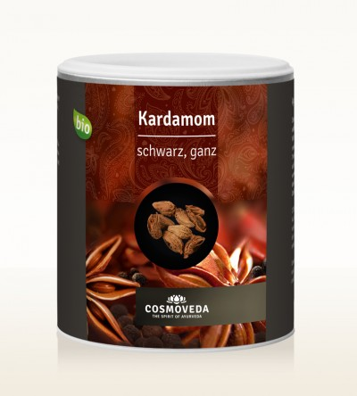 Organic Black Cardamom 190g