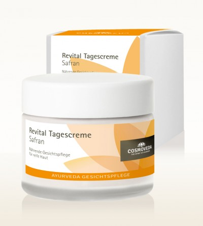Revital Day Cream - Safron 50ml