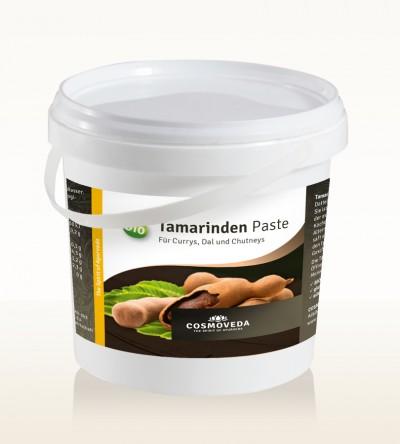 BIO Tamarinden Paste 1kg