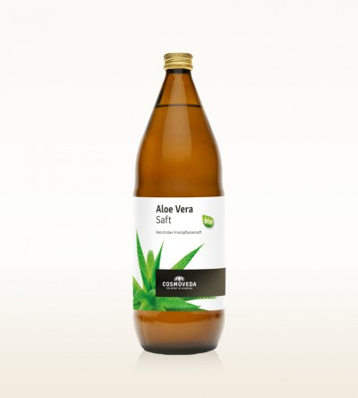 Organic Aloe Vera Juice 1 Liter