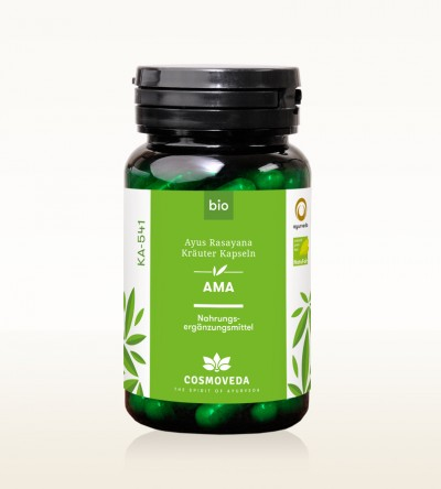 Organic Ayus Rasayana Capsules - Ama 80 pieces