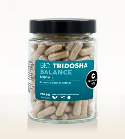 Organic Ayus Rasayana Capsules - Tridosha 200 pieces