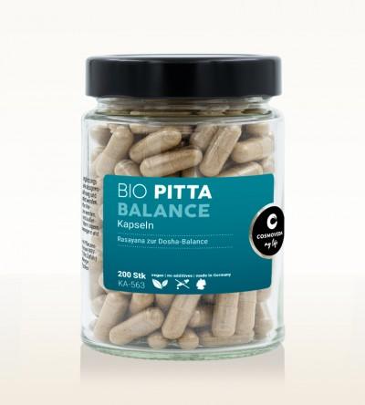 Organic Dosha Balance Capsules - Pitta 200 pieces