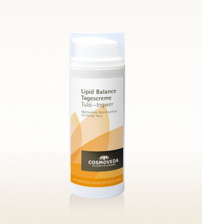 Lipid Balance Day Cream - Ginger Tulsi 50ml