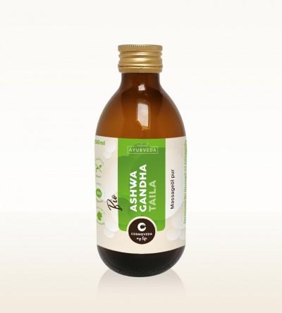 Organic Ashwagandha Taila 250ml
