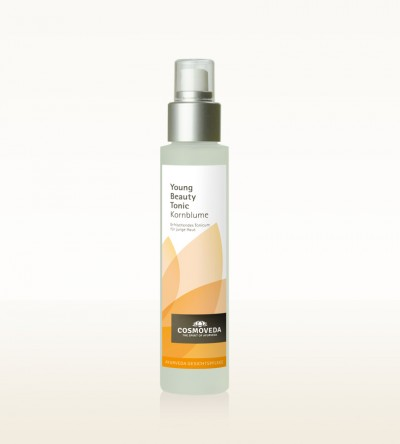 Young Beauty Tonic - Kornblume 100ml