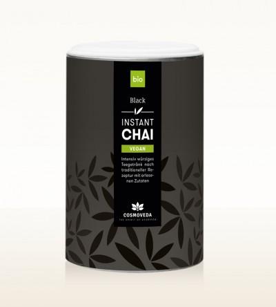 Organic Instant Chai Vegan - Black 200g