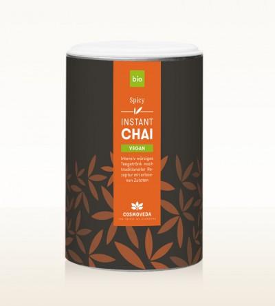 Organic Instant Chai Vegan - Spicy 200g