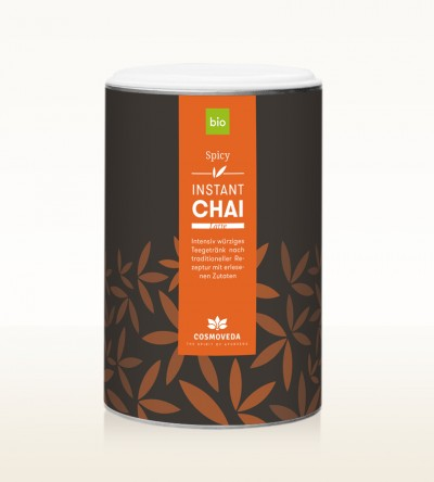 Organic Instant Chai Latte - Spicy 200g