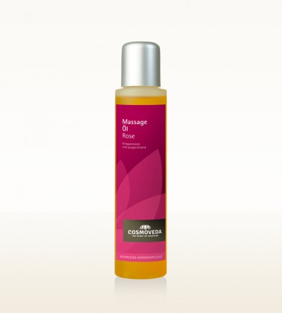 Rose Massage Oil 100ml