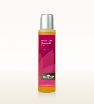 Rose Body and Massage Oil 100ml
