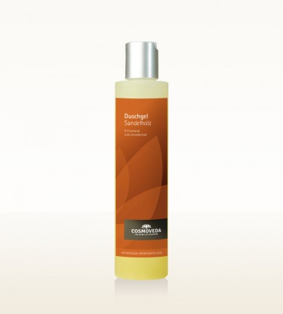Sandalwood Shower Gel 150ml