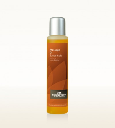 Sandalwood Massage Oil 100ml