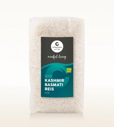 BIO Kashmir Basmati Reis weiß 500g