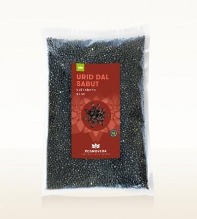 BIO Urid Dal Sabut - Urdbohnen, ganz 2,5kg