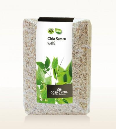 Organic Chia Seeds white 300g