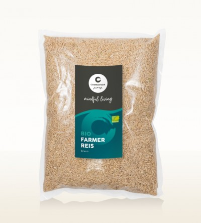 Organic Farmer Rice brown 1kg