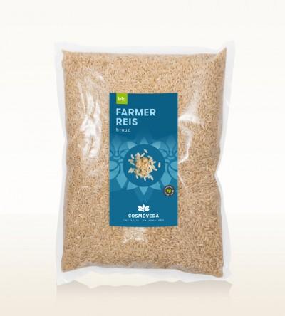 BIO Farmer Reis braun 2,5kg
