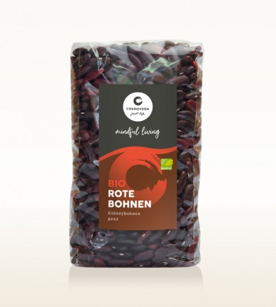 Organic Red Kidney Beans whole 500g