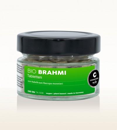 BIO Brahmi Tabletten 60g