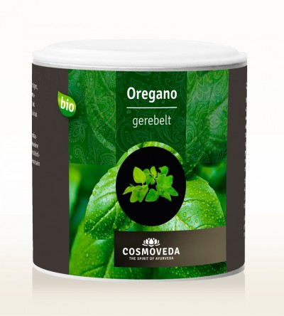 Organic Oregano shredded 30g