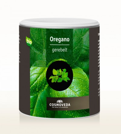 Organic Oregano shredded 100g