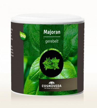 Organic Marjoram shredded 20g