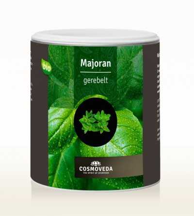 Organic Marjoram shredded 60g