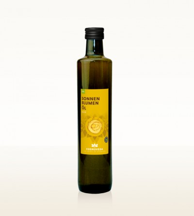 Organic Sunflower Oil mild 500ml