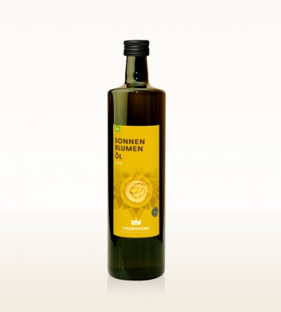 Organic Sunflower Oil mild 1L