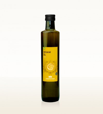 Organic Sesame Oil mild 500ml