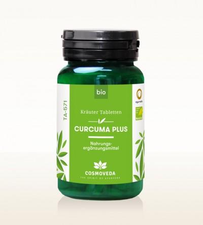 BIO Curcuma Plus Tabletten 60g