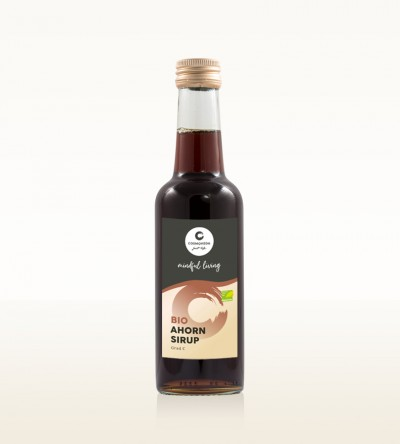 Organic Maple Syrup 250ml