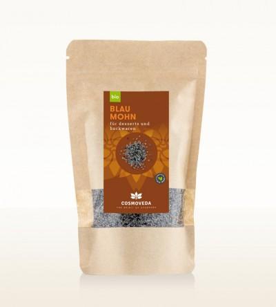 Organic Poppy Seeds 100g
