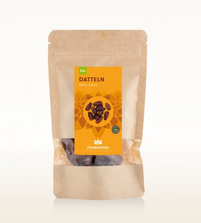 Organic Dates without Stone 100g